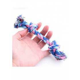 Corde à noeuds pour chien de petite taille