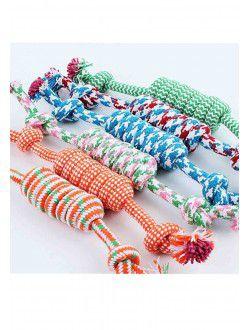 Corde à noeuds pour chien