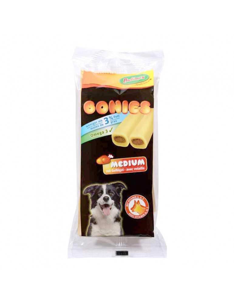 Friandises bonies medium pour chien bubimex