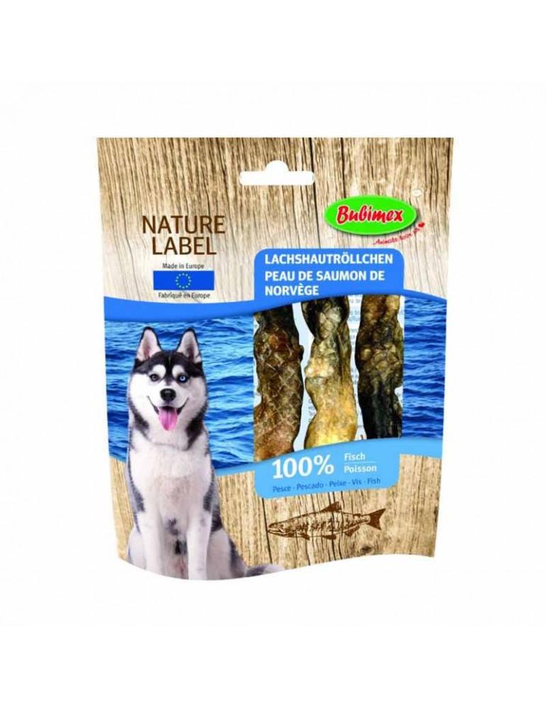 Friandises au saumon pour chien bubimex
