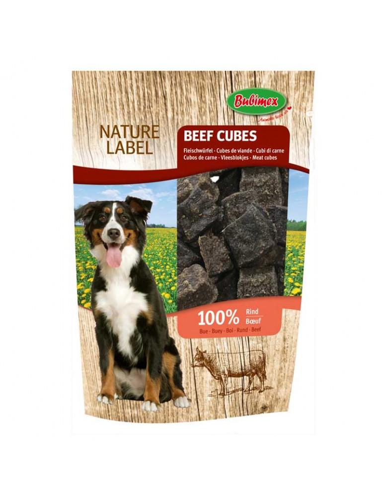 Cubes de bœuf pour chien bubimex