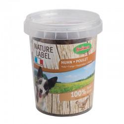 Viande de poulet pour chien friandise naturelle