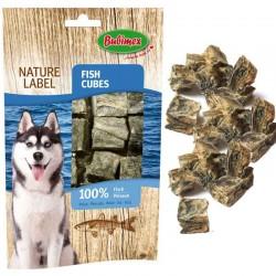 Friandises au cabillaud pour chien fish cubes