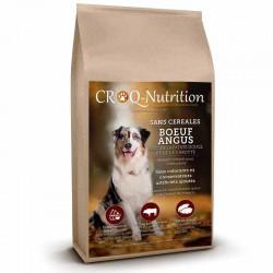 Croquettes sans céréales pour chien adulte au bœuf Angus sac de 12kg