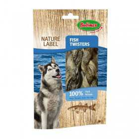 Fish twisters bubimex nature label