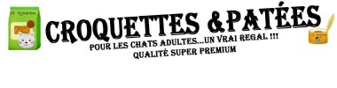 Croquettes chat ADULTE