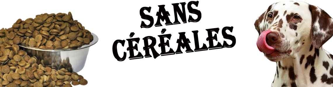 Croquettes SANS CÉRÉALES pour chien Grain free CROQ-NUTRITION