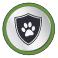 Défense système immunitaire chien actif